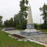 Обелиск в Медведёвке отремонтирован в рамках инициативного проекта